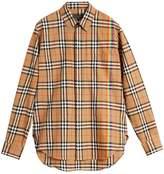 Burberry Rainbow vintage check shirt