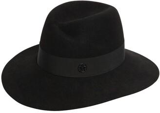 Maison Michel Virginie Felted Hat