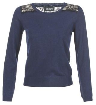 Kookai LACY PULL women's Sweater in Blue