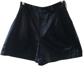 Marc by Marc Jacobs Navy Cotton Shorts