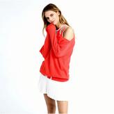 Minnie Rose Pleated Tennis Skirt