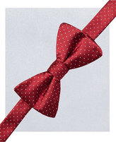 Alfani Spectrum Alex Pindot Pre-Tied Bow Tie and Pocket Square Set, Only at Macy's