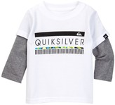 Quiksilver In The Zone Tee (Baby Boys)
