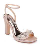 Badgley Mischka Collection Alexa Ankle Strap Sandal