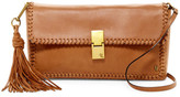 Elliott Lucca Tristan Leather Clutch