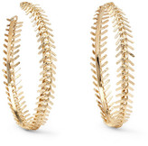Rosantica Lisca Gold-tone Earrings - one size