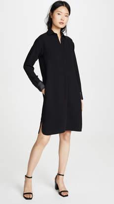 Vince Shirt Dress