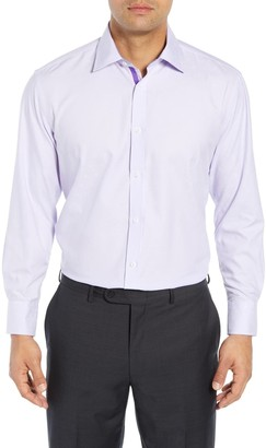 English Laundry Regular Fit Solid Dress Shirt