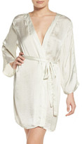 Band of Gypsies Satin Robe