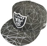 New Era Pixel Perf Oakland Raiders Snapback Cap Kappe 9fifty Basecap
