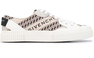 Givenchy Chain Logo Sneakers