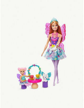 Barbie Fantasy Story Telling - Tea Party (6)