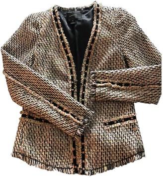 Maison Scotch Multicolour Tweed Jacket for Women