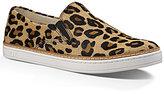 UGG Keile Leopard Slip Ons