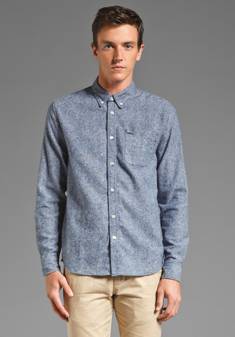 Penny Stock The Penny Oxford Shirt