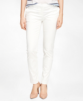 Brooks Brothers Natalie Fit Cotton Stretch Pants