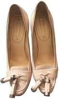 Celine Pink Leather Heels