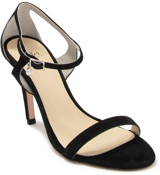 Butter Shoes Haley Leather Ankle Strap Sandal