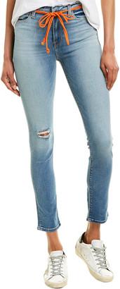 Hudson Barbara Outshine High-Waist Skinny Ankle Cut