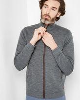 WALTZY Funnel neck jacket