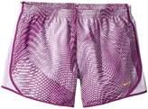 Nike Dry Tempo Running Short Girl's Shorts
