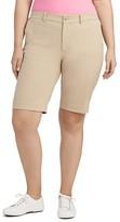 Lauren Ralph Lauren Plus Bermuda Shorts