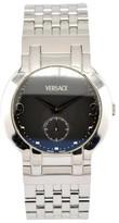 Versace BLQ99 Stainless Steel Quartz 36.5mm Mens Watch