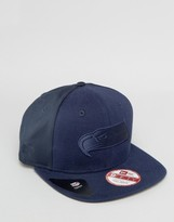 New Era 9fifty Snapback Cap Seattle Seahawks