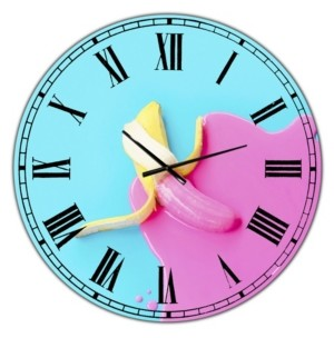 Modern Wall Clock Shop The World S Largest Collection Of Fashion Shopstyle Canada