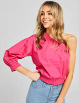 Dotti Miranda One Shoulder Top