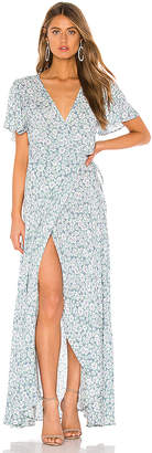 AUGUSTE Mila Muse Maxi Dress