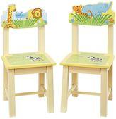 Guidecraft Savanna Smiles Chairs Set