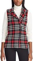Chaps Women's Sleeveless Sweater Vest