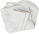 Baudelaire: Original Cotton-White Sheet Set