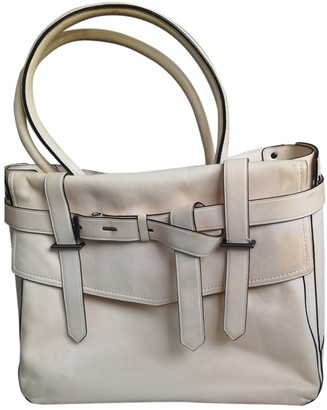 Reed Krakoff Beige Leather Handbags