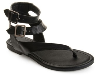 Journee Collection Kyle Flat Sandal