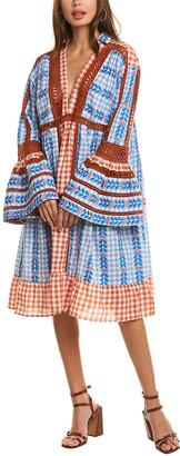 Dodo Bar Or Angel Midi Dress