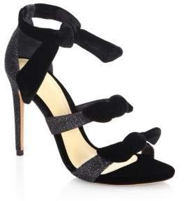 Alexandre Birman Mary Bow Tie Sandals