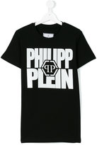 Philipp Plein Teen printed T-shirt - kids - Cotton - 14 yrs