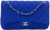 Chanel Timeless cloth handbag