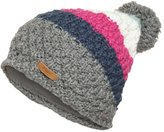 Barts Pumori Hat Heather Grey