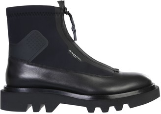 Givenchy Combat Derby Boots