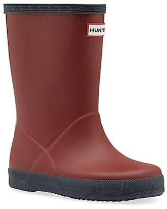 Hunter Little Kid's & Kid's First Classic Rain Boots