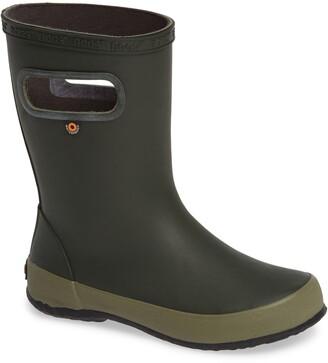 Bogs Skipper Solid Waterproof Rain Boot