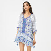 Club Monaco Poupette Bobo Poncho Dress