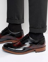 Ted Baker Krelly High Shine Oxford Brogue Shoes