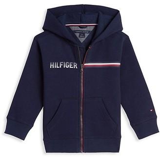Tommy Hilfiger Boy's Cotton-Blend Hooded Jacket