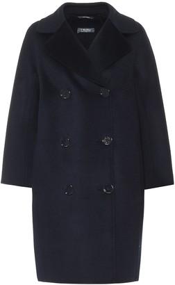 S Max Mara Anita wool and cashmere coat