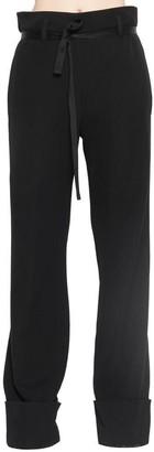Ann Demeulemeester Oversized Pants