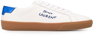 Saint Laurent Court Classic SL 06 low-top sneakers
